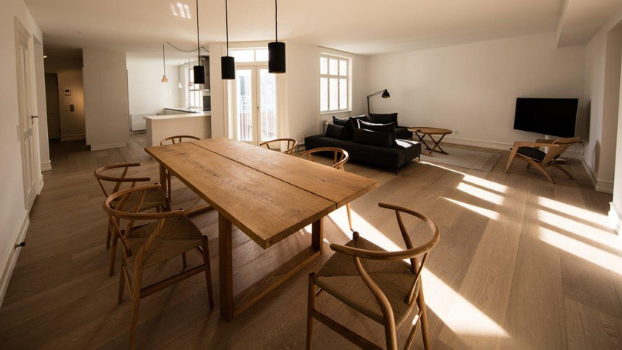 3br - modern & spacious apartment in city center of copenhagen